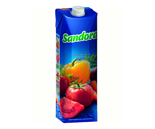 Сок Сандора Овощной
